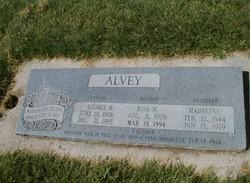 Maureene Alvey