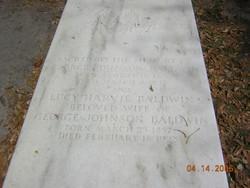Lucy <I>Harvie</I> Baldwin
