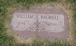"William Shelby ""Bill"" Bagwell"