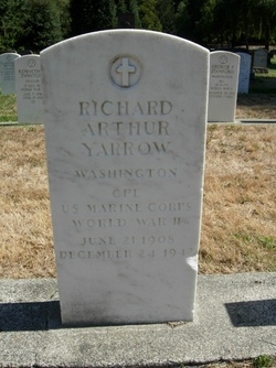 CPL Richard Arthur Yarrow