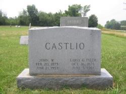 John W Castlio