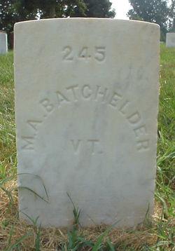Martin A. Batchelder