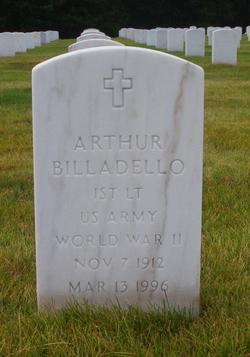 Arthur Billadello