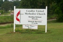 Candler United Methodist Church Cemetery