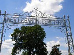 New Lebanon Cumberland Presbyterian Church Cemeter