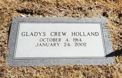 Gladys Jane <I>Montgomery</I> Holland