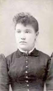 Sallie Maud <I>Ridgway</I> Garland