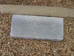 Clara Triplett