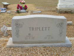 Mable <I>Griffin</I> Triplett