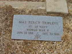 Max Percy Triplett