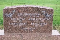 Raymond Maurice Bottoms