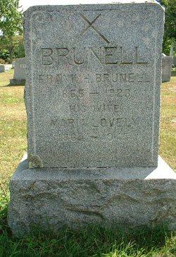 Maria <I>Lovely</I> Brunell