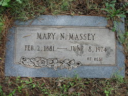 Mary Nancy <I>McCaskill</I> Massey
