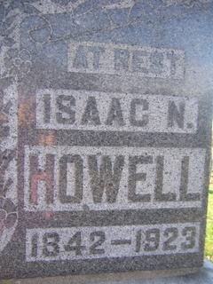 Isaac N Howell