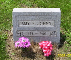Amy F <I>Allshouse</I> Johns