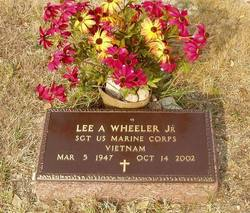 Lee A. Wheeler, Jr