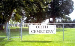 Orth Cemetery
