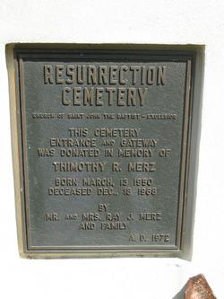 Resurrection Cemetery