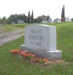 Volant Cemetery