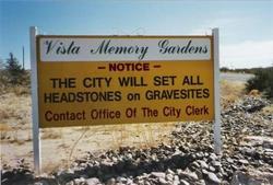 Vista Memory Gardens