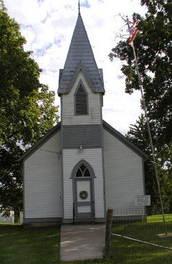 West Boonville Evangelical Church Cemetery