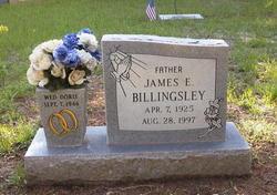James E Billingsley