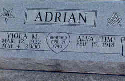 Viola M. Adrian