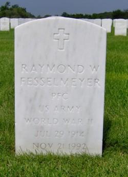 Raymond William Fesselmeyer