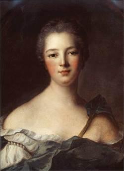 Jeanne Antoinette <I>Poisson</I> Marquise de Pompadour