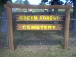 Green Forest Cemetery