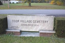 Door Village Cemetery