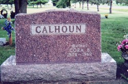 Cora Bell <I>Harris</I> Calhoun