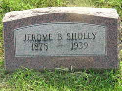 Jerome B Sholly