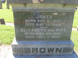 Elizabeth <I>Scott</I> Brown