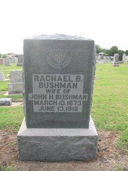 Rachael B. <I>Billbe</I> Bushman