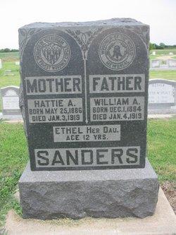 William A. Sanders