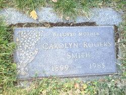 Carolyn <I>Rogers</I> Smith
