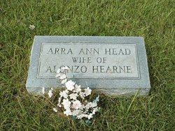 Arra Ann <I>Head</I> Hearne