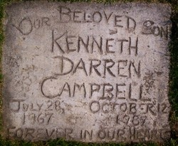 Kenneth Darren Campbell
