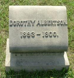 Dorothy Albertson