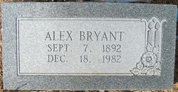 "William Alexander ""Alex"" Bryant"