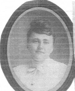 Frances Mae <I>Sedwick</I> Burrill