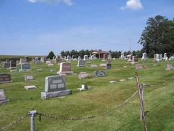 Forreston Grove Cemetery