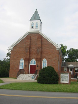 Walnut Springs Christ Church Cemetery