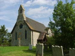 All Saints and St Faith Churchyard