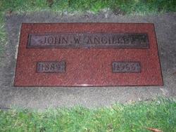 William John Angilley