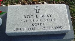 Sgt Roy E Bray