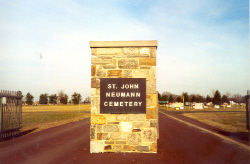 Saint John Neumann Cemetery