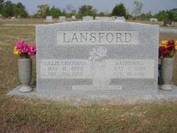 Nathaniel Lansford