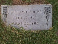 """William David """"Will"""" Suiter"""
